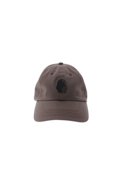 Last Kings Precurved Strapback Tan/black