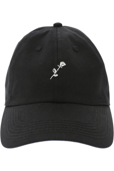 Rats Get Fat Meaningless Polo Strapback Black