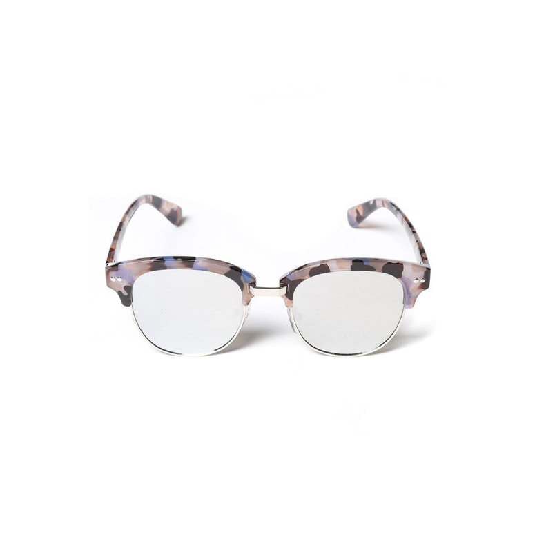 Yhf Los Angeles Dazed Mirror Flat Lens Camo/silver