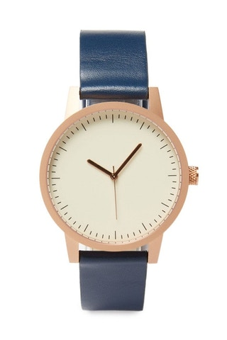 Simple Watch CO Kent 38mm Gold/navy