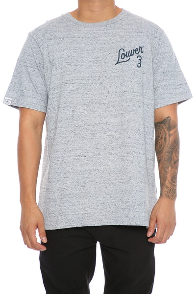 Lower Ellis Qrs Tee Grey