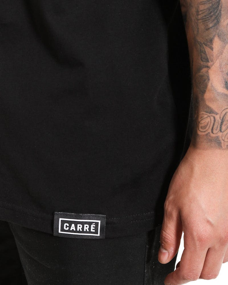 Carré Paris Pirates Muscle Tee Black