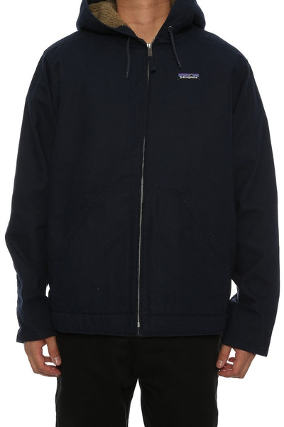 Patagonia Lined Canvas Hood Navy