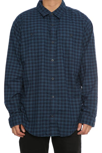 Patagonia Pima Button up Navy