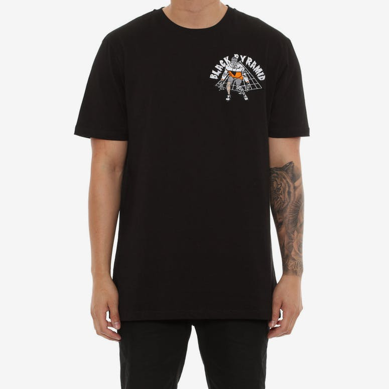 Black Pyramid End Game Tee Black