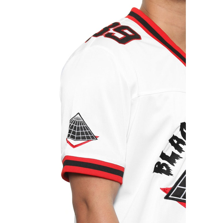 Black Pyramid Home Team Football Jersey White – Culture Kings