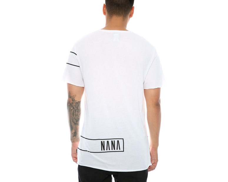 Nana Judy the Joker Tee White