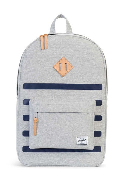 Herschel Supply CO Heritage Offset Backpack Grey/Navy