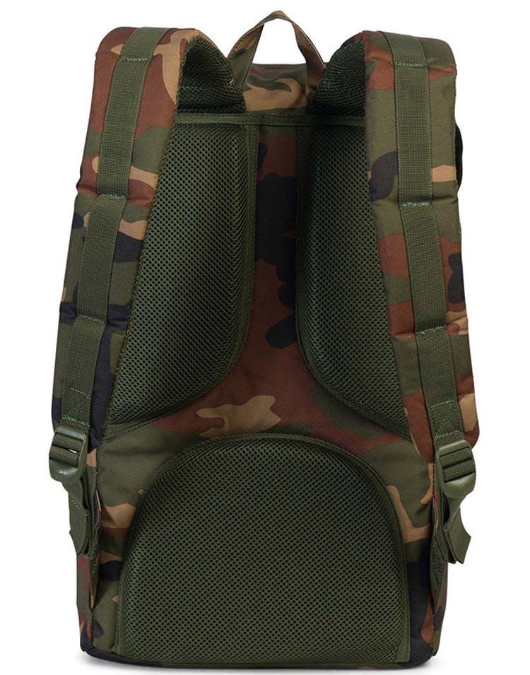 493b05d7c37 Herschel Bag CO Little America Offset Backpack Camo white – Culture ...