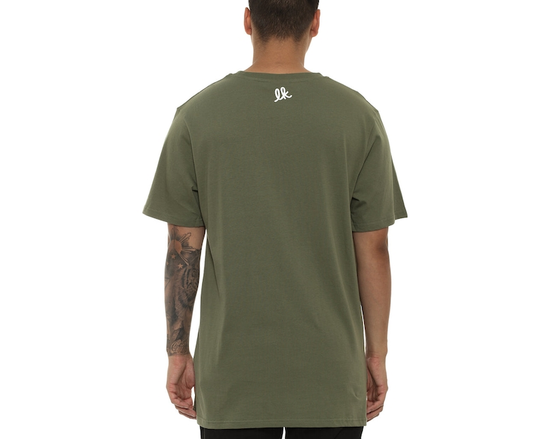 Last Kings U.S Tut Tee Leaf Green