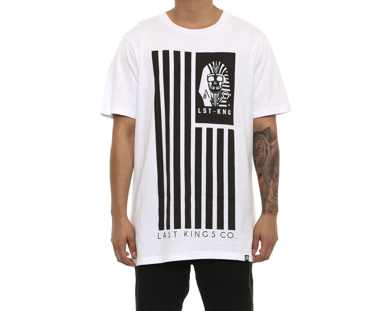 Last Kings U.S Tut Tee White