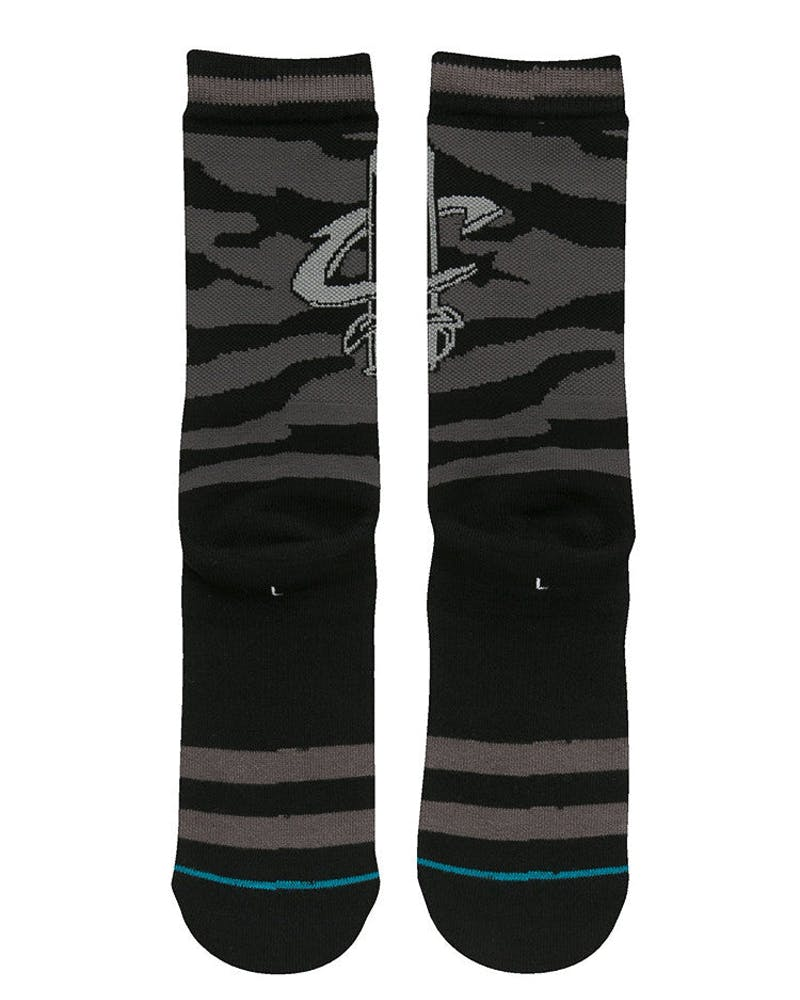 Stance Nightfall Cavaliers Sock Black
