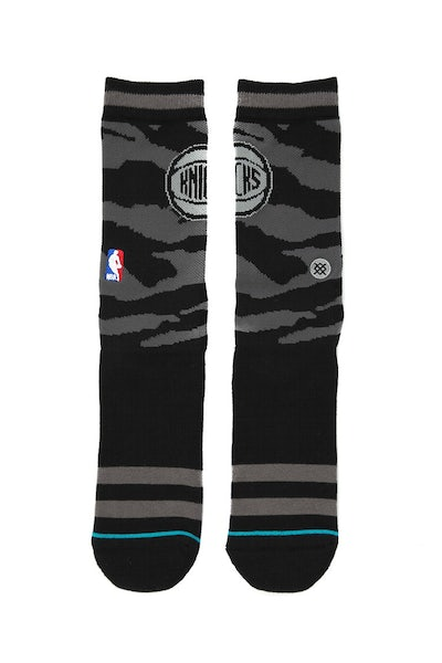 Stance Nightfall Knicks Sock Black