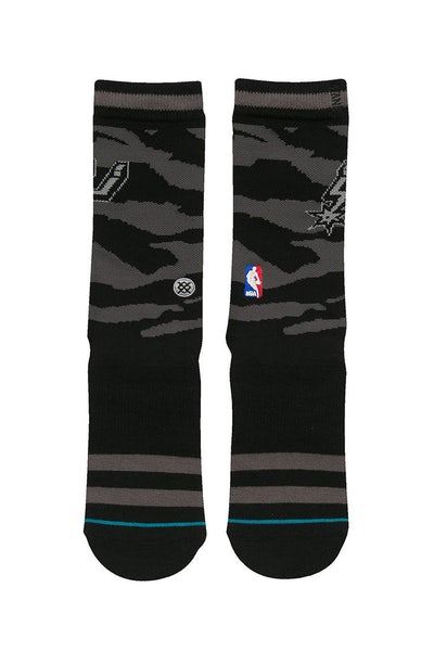 Stance Nightfall Spurs Sock Black