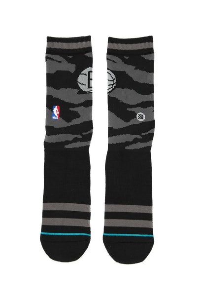 Stance Nightfall Nets Sock Black