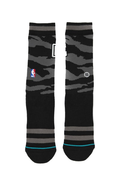 Stance Nightfall Clippers Sock Black