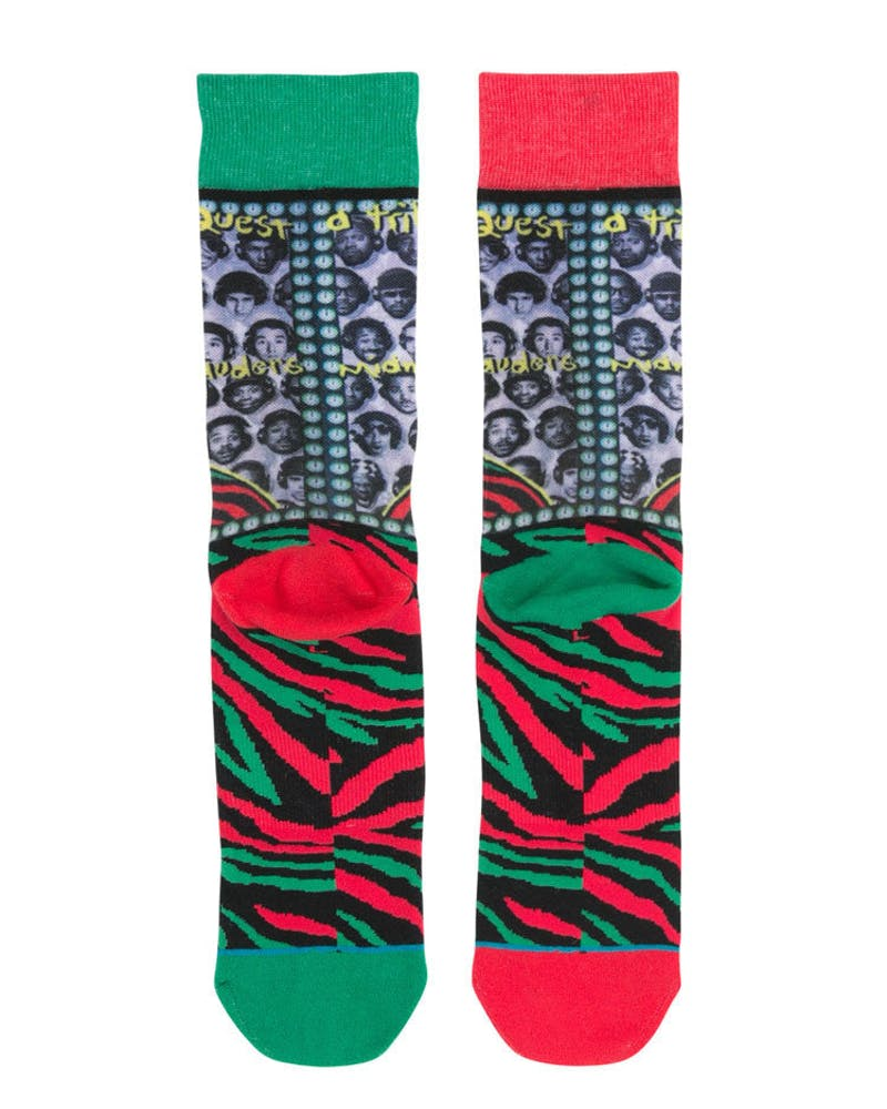Stance Midnight Marauders Sock Multi-coloured