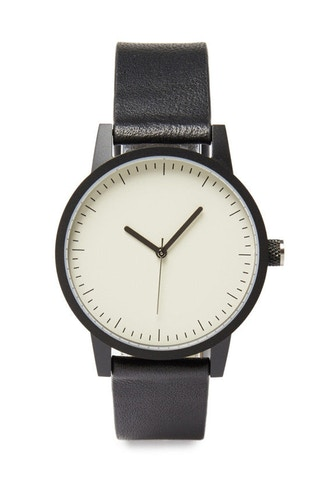 Simple Watch Co. Kent 38mm Black/White