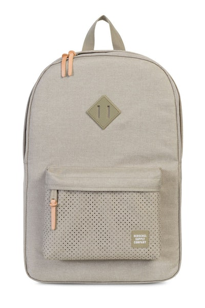 Herschel Supply Co Heritage Crosshatch Aspect Dark Khaki