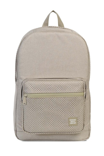 Herschel Bag CO Pop Quiz Crosshatch Aspect Dark Khaki