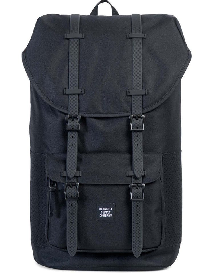 9a4b94589c9 HERSCHEL SUPPLY CO LITTLE AMERICA RUBBER ASPECT Black Black – Culture Kings