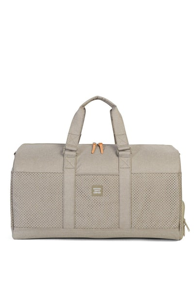 Herschel Supply Co Novel Crosshatch Aspect Dark Khaki