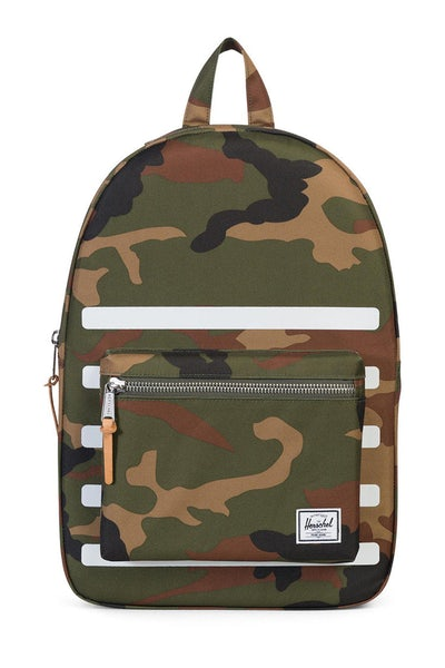 Herschel Supply Co Settlement Offset Camo/White