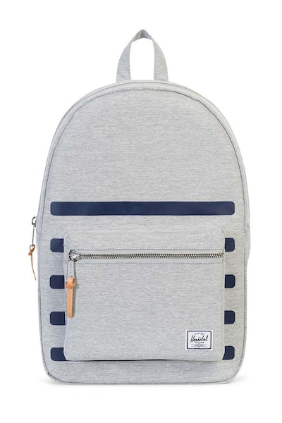 Herschel Supply Co Settlement Crosshatch Offset Grey/Navy