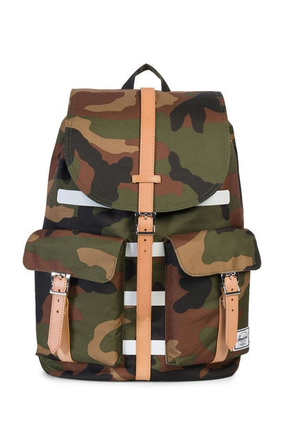 Herschel Supply Co Dawson Offset Camo/White