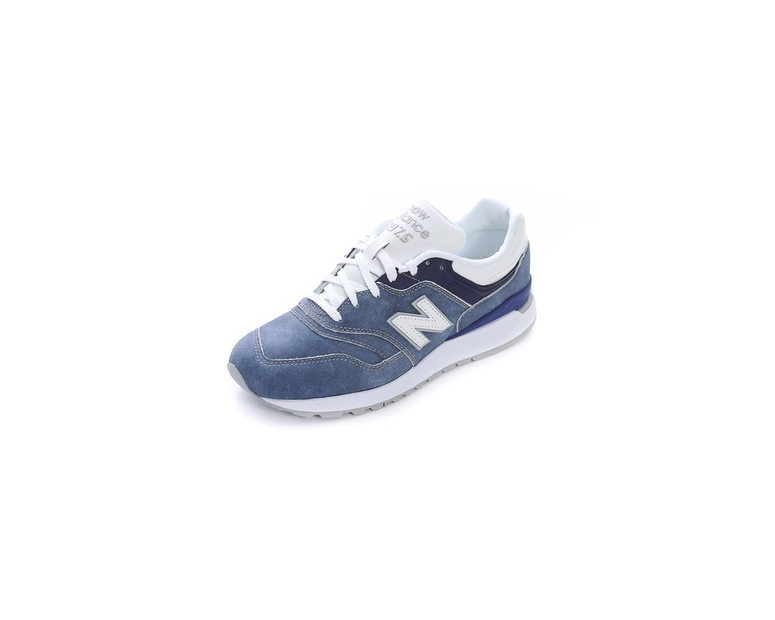 New Balance 997 Blue/White