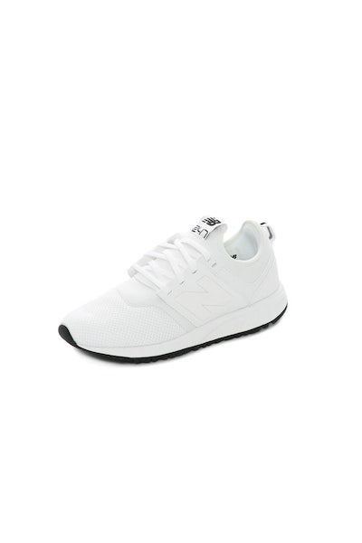New Balance Women's 247 White/Black