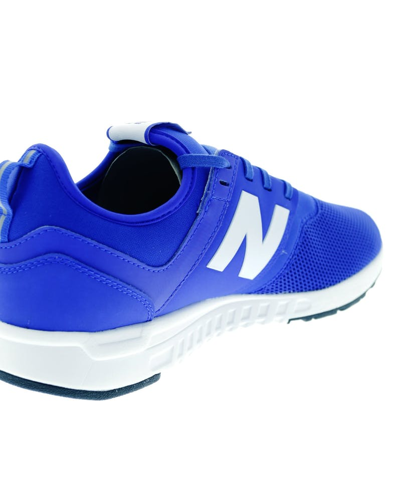 New Balance 247 (Classic Pack) Blue/White
