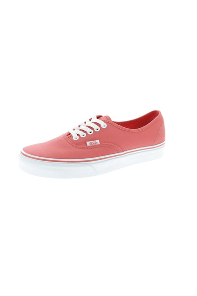 Vans Women's Authentic Coral/White