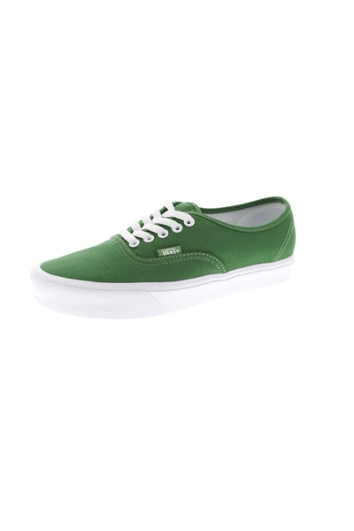 Vans Authentic Lite (Canvas) Green/White