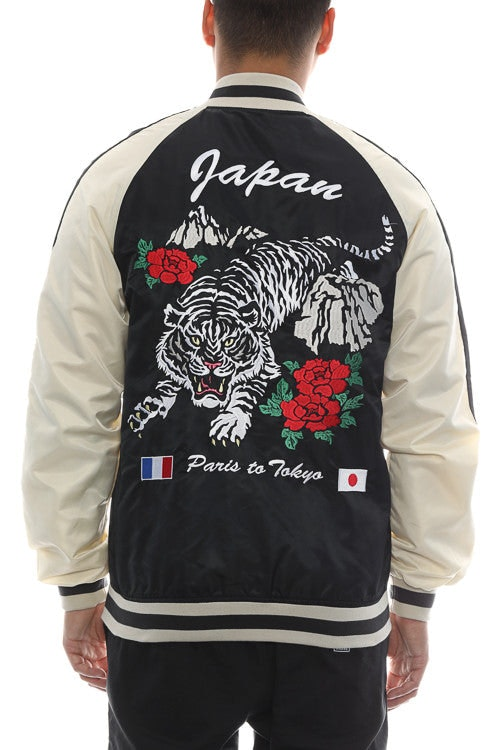 Buy Here Pay Here Tampa >> Carré Souvenir Jacket Black/White – Culture Kings
