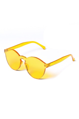 Yhf Los Angeles BLK Exclusive Sunglasses Yellow