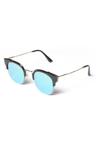 Yhf Los Angeles Alexis Sunglasses Black/Green