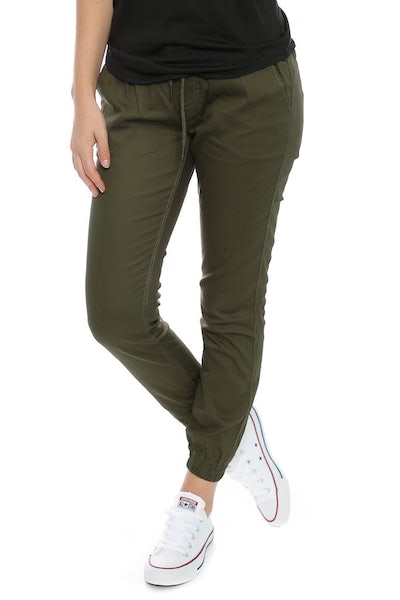 Fairplay Women's Runner Jogger Olive