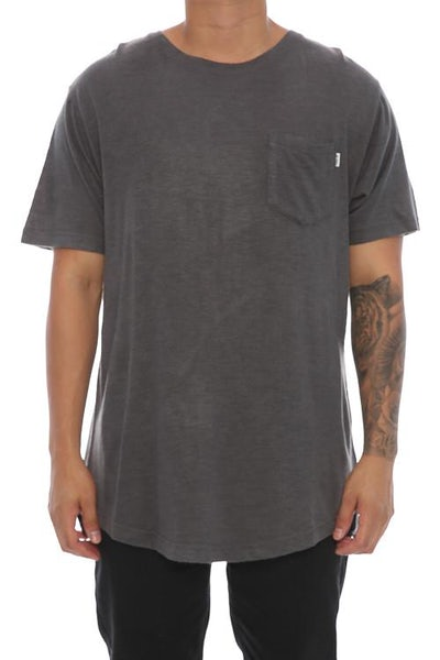 Fairplay Glen Crew Neck Short Sleeve Grey