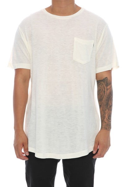Fairplay Glen Crew Neck Short Sleeve White