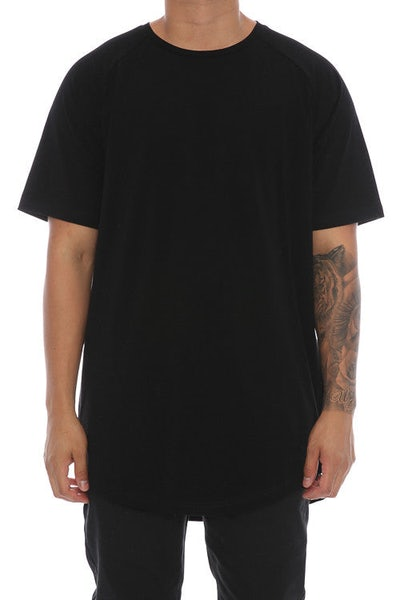 Fairplay Venice Jersey Short Sleeve Tee Black