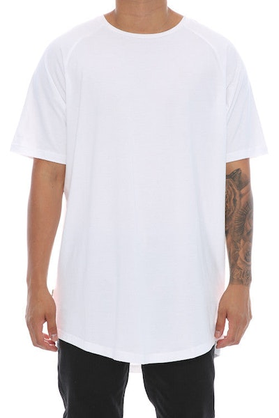 Fairplay Venice Jersey Short Sleeve Tee White
