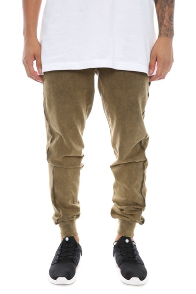 Fairplay Benton Jogger Olive