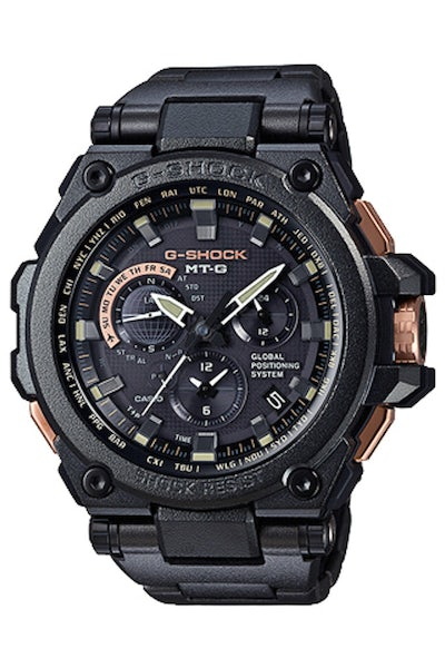 G-Shock MTG-G1000RB GPS Hybrid Black