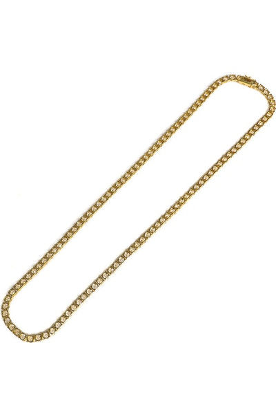 Veritas Diamond Link Chain Gold