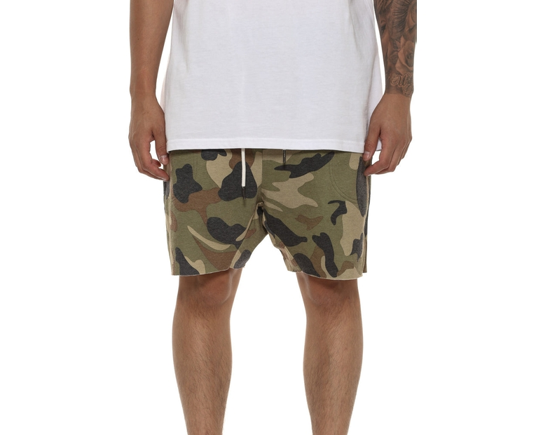Thing Thing Camo Track Short Camo