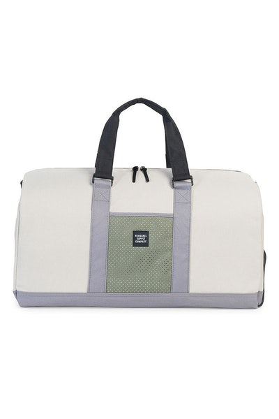 Herschel Supply Co Novel Aspect Duffle Bag Cream/Army