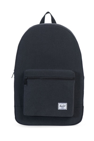 Herschel Supply Co Daypack Cotton Casual Black