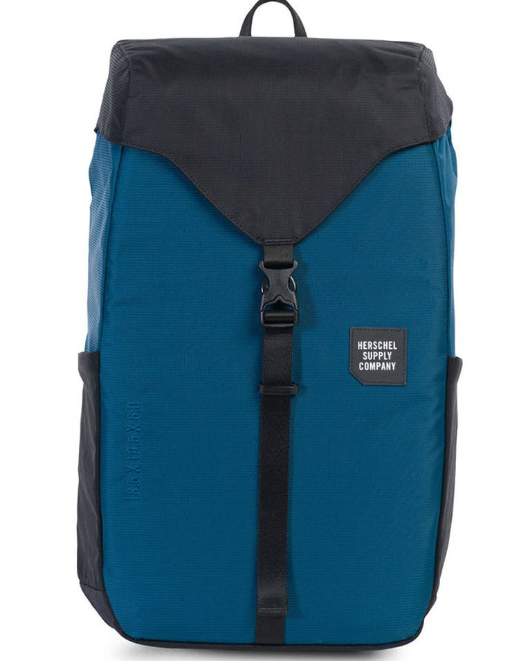 9632ac4fa36 Herschel Supply Co Barlow Medium Trail Blue Black – Culture Kings
