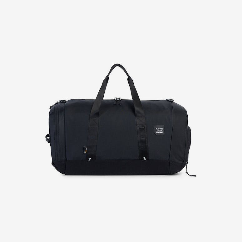 b237aea1151a Herschel Supply Co George Trail Duffle Black – Culture Kings